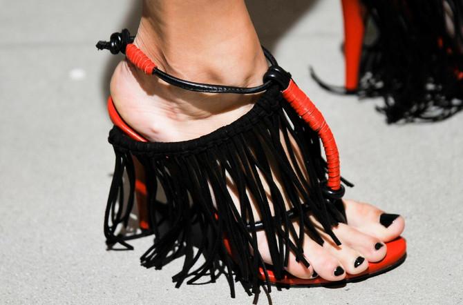 U ovakvim sandalama noge izgledaju kao šapice