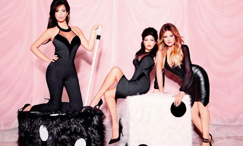Kolekcja ubrań Kim Kardashian