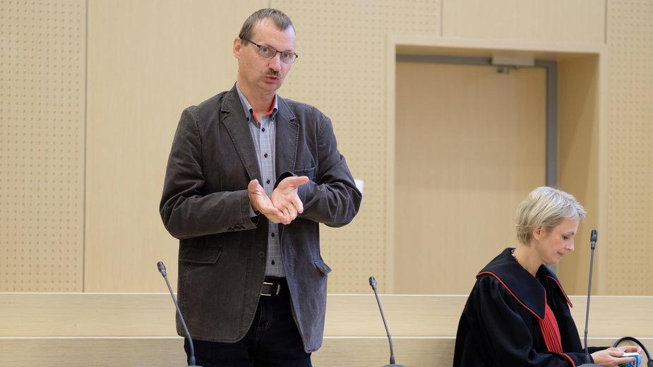 Jacek Ziętara, brat zaginionego dziennikarza, podkreśla, że UOP kłamał od samego początku. Czyli od września 1992 roku