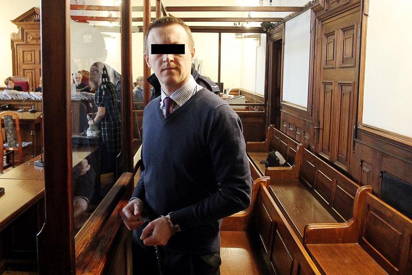 Marek G. został skazany na 25 lat więzienia