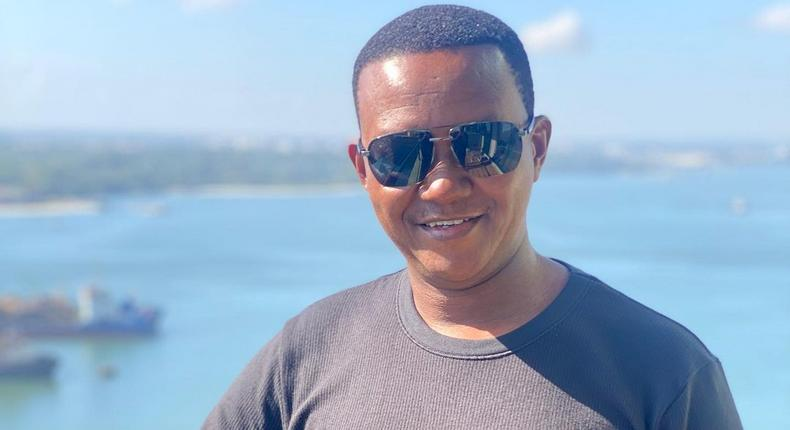 Machakos Governor Dr. Alfred Mutua