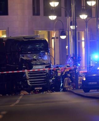 Zakończyły się uroczystości pogrzebowe kierowcy, który zginął w Berlinie