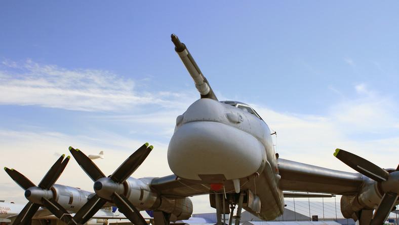 Rosyjski bombowiec strategiczny Tu-95