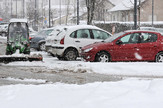 Sneg, Zima, Kragujevac