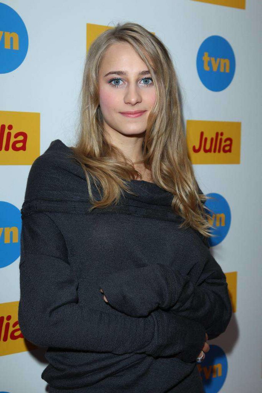 Julia Rosnowska o swoim pseudonimie