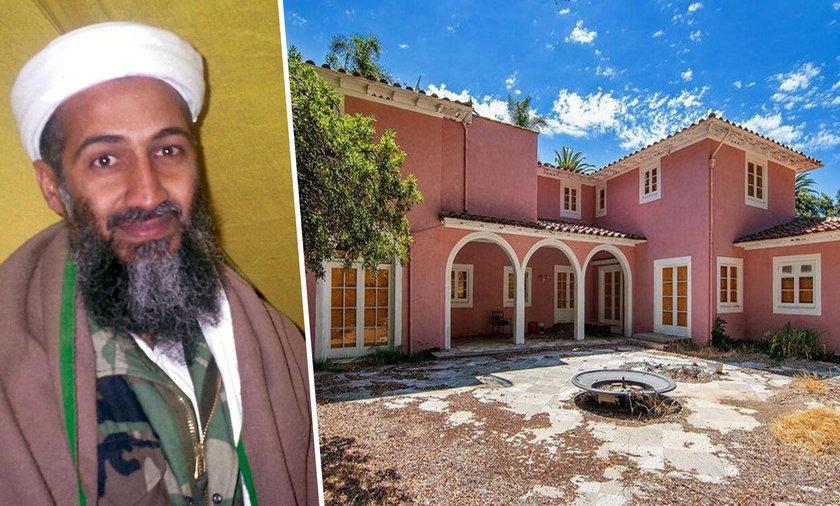 Opuszczona rezydencja rodziny bin Ladena jest na sprzedaż.