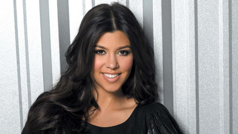 Kourtney Kardashian/Fotó:Northfoto