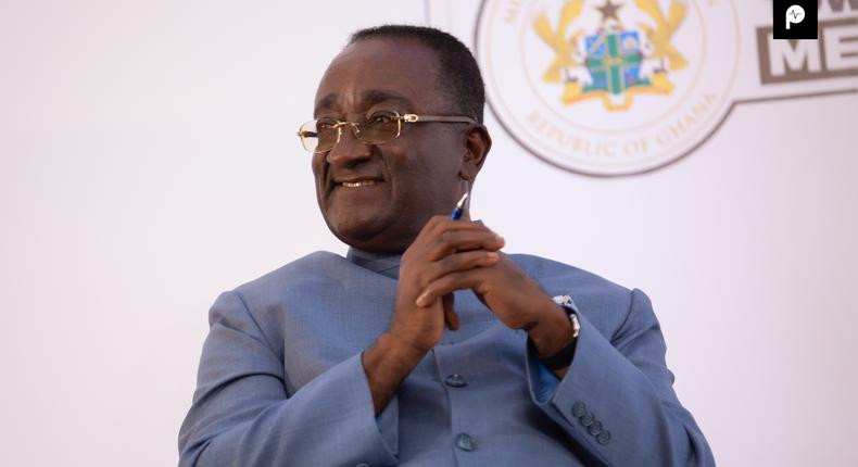 Minister for Food and Agriculture, Dr Owusu Afriyie Akoto