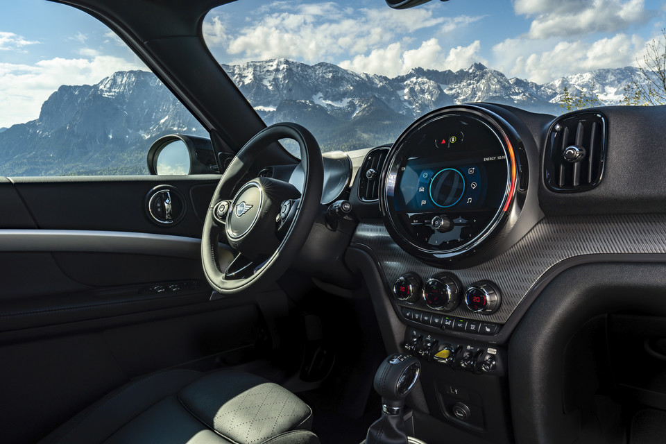 Mini Countryman po face liftingu 20202
