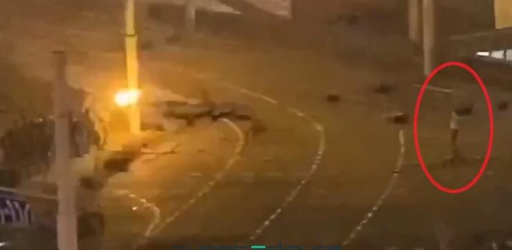 Minsk Belorusija snimak ubistva