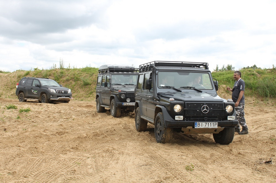 Auto Świat 4x4 Family Adventure w 2014 r