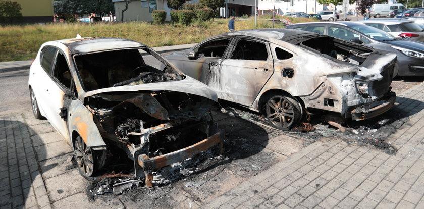 Znowu płoną samochody w Zielonej Górze. Miasto w strachu