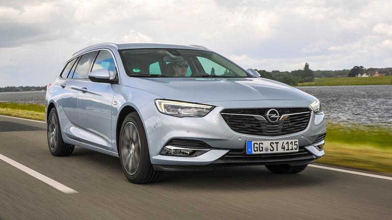 Opel Insignia Sport Tourer – największe kombi w klasie?