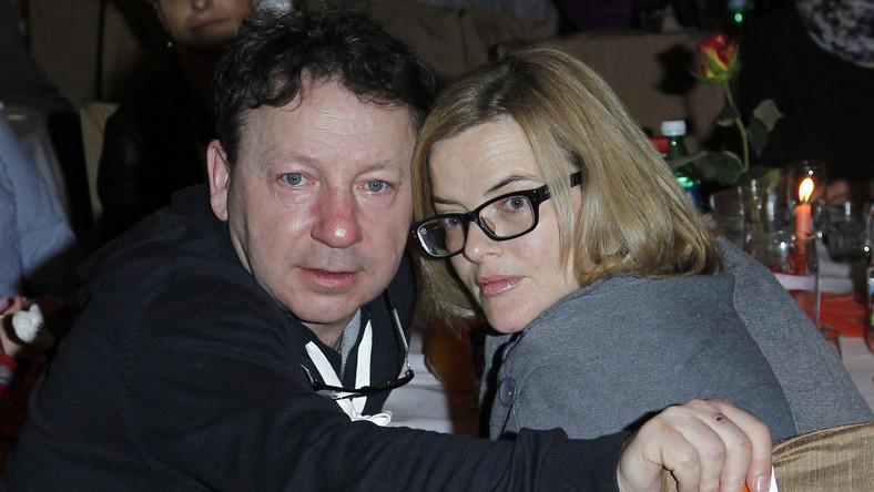 O tym, że Monika Richardson i Zbigniew Zamachowski są parą oficjalnie dowiedzieliśmy się dopiero wtedy, gdy wspólnie pojawili się na nartach w Szklarskiej Porębie