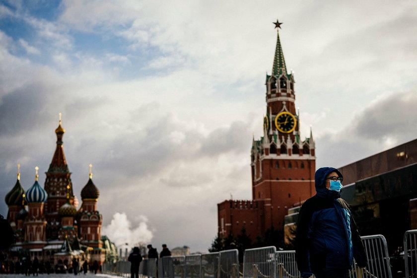 W Rosji wykryto dwa pierwsze przypadki koronawirusa