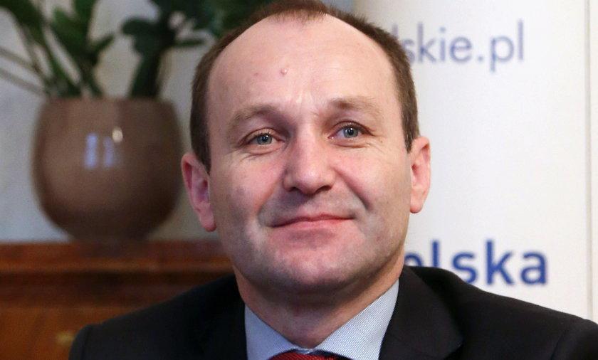 Marszałek Marek Sowa