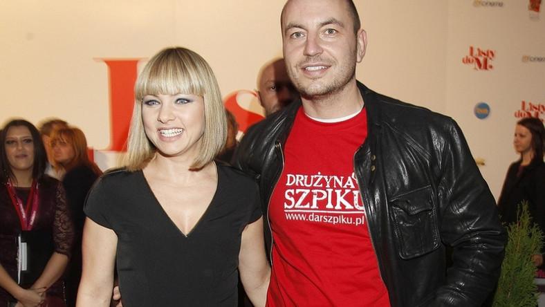 Katarzyna Bujakiewicz i Piotr Maruszewski.