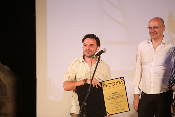 32. Filmski festival Herceg Novi -dodela nagrada