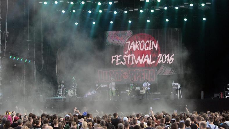Jarocin Festival sprzed roku