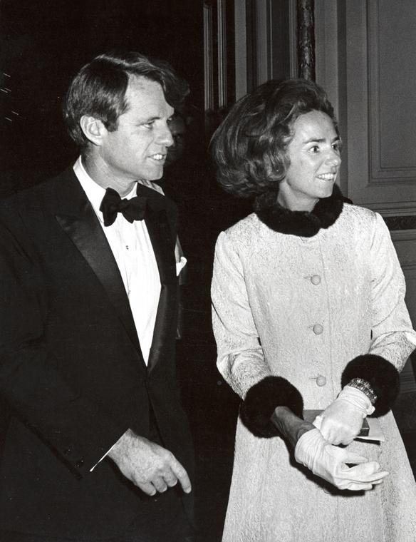 Robert i Ethel Kennedy