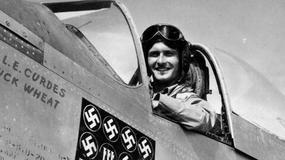 Zestrzelił samolot z przyszłą żoną na pokładzie. Został bohaterem narodowym