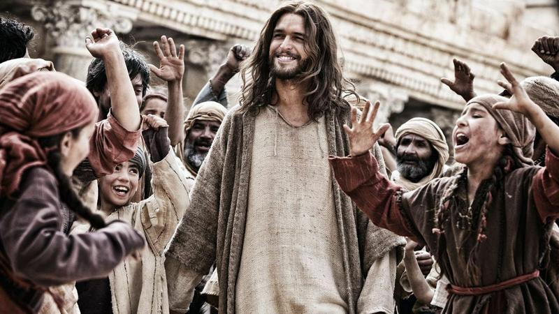 """Syn Boży"" - kadr z filmu"