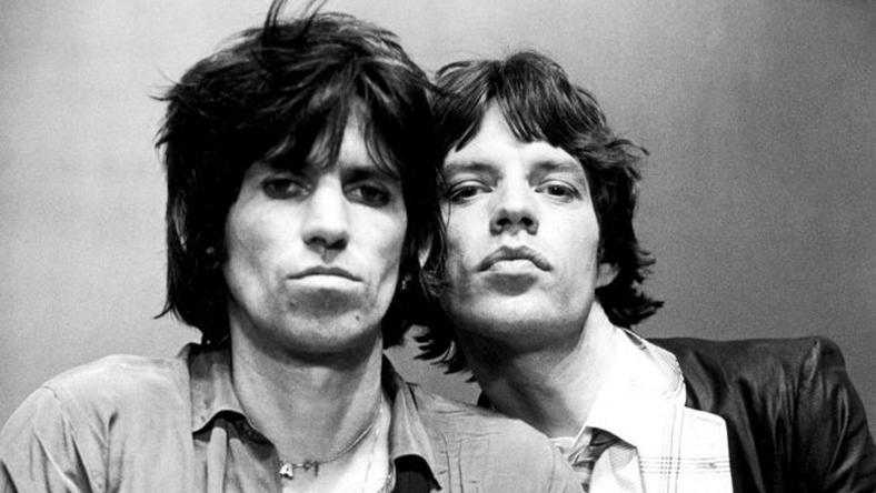 Mick Jagger i Keith Richards, fot. Getty Images/FPM