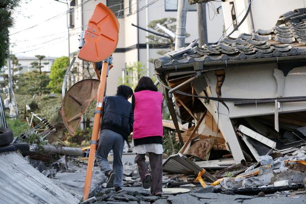 Trzęsienie ziemi na Kiusiu