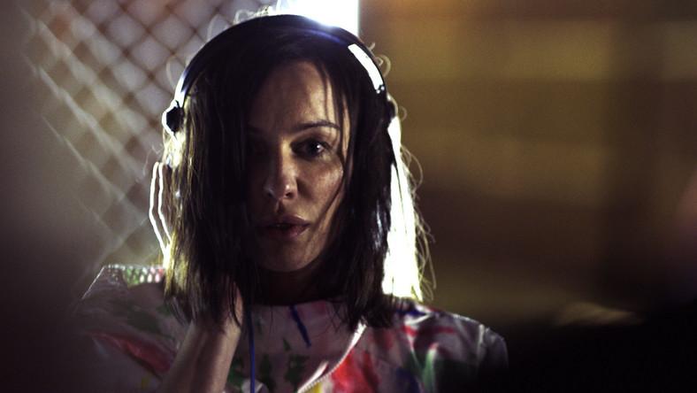 "Maja Hirsch w filmie ""DJ"""