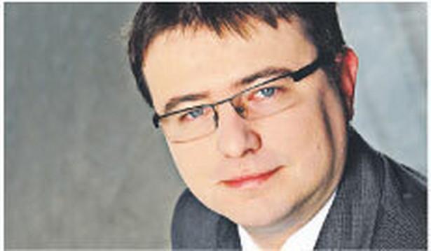 Bartłomiej Ziębiński, radca prawny, kancelaria prawnicza Salans