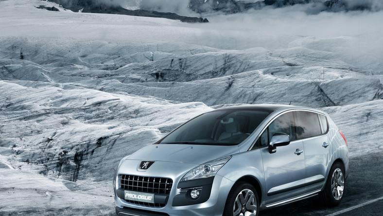 Nowy Peugeot! Ale jaki?