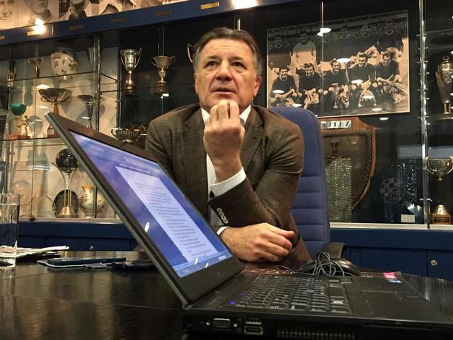 Zdravko Mamić, čovek koji je od Dinama stvorio rasadnik svetskih talenata