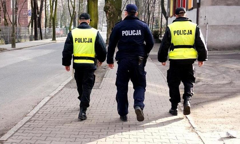 Dziwny zakaz dla policjantów. Mają tu nie wchodzić