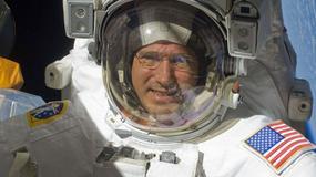Kosmiczne podróże zagrożeniem dla kręgosłupa