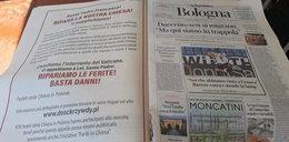 Polscy wierni zamieścili apel w dzienniku La Repubblica! Proszą papieża o pomoc