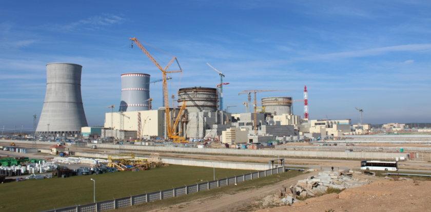 Czy grozi nam nowy Czarnobyl? Litewski minister alarmuje: białoruska elektrownia atomowa zagraża także Polsce