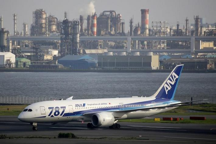 6. All Nippon Airways