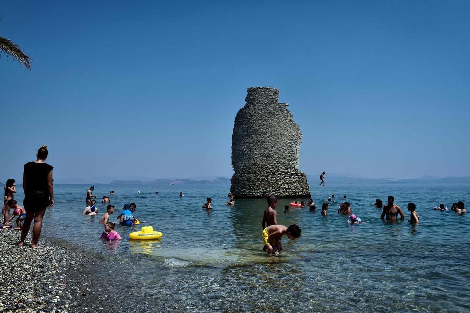 Grecja, Peloponez