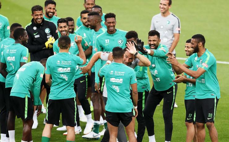 fudbalska reprezentacija Saudijske Arabije