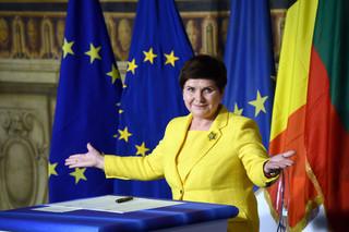 Premier Szydło o Deklaracji Rzymskiej: To początek zmian, które muszą nastąpić w UE