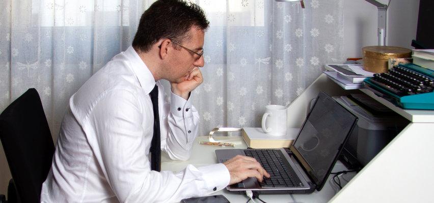 Polacy są zestresowani na pracy zdalnej. A czy chcą wracać do biur?
