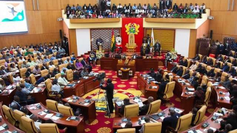 MPs approve GH¢443m for new voters' register