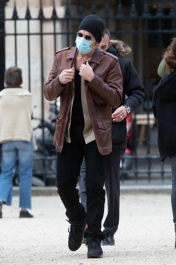 Glumac ovih dana u Parizu snima film