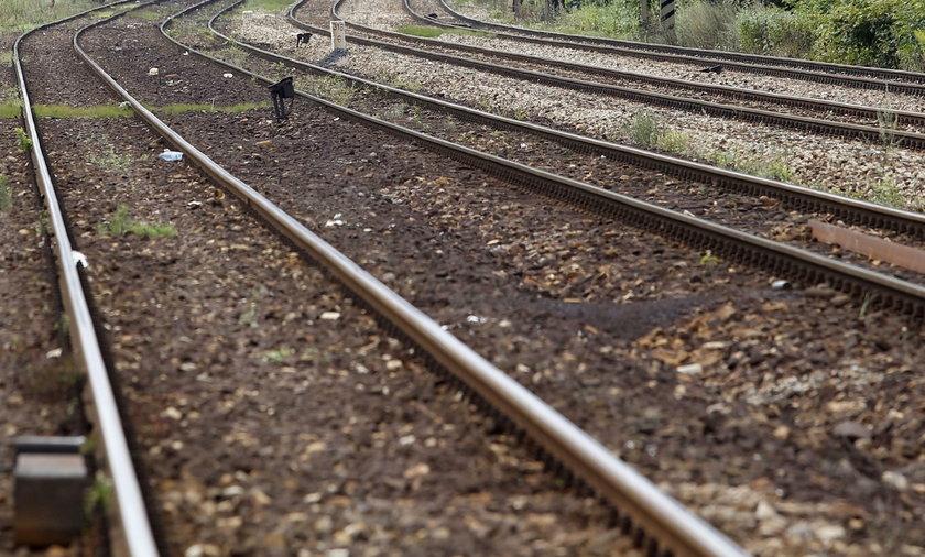 Wypadek na niestrzeżonym przejeździe kolejowym  w Wiśniowej