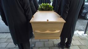 Korea Południowa: na myśli samobójcze - próbny pogrzeb