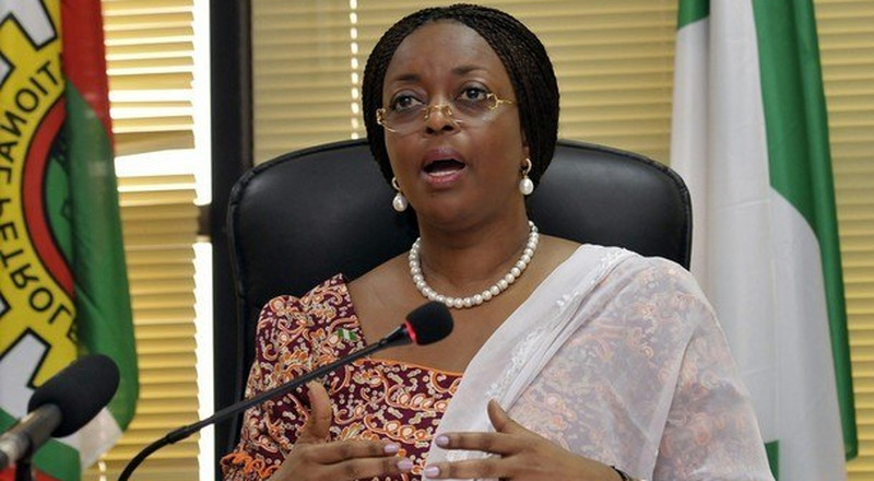 Court fixes date for EFCC's report in Diezani trial