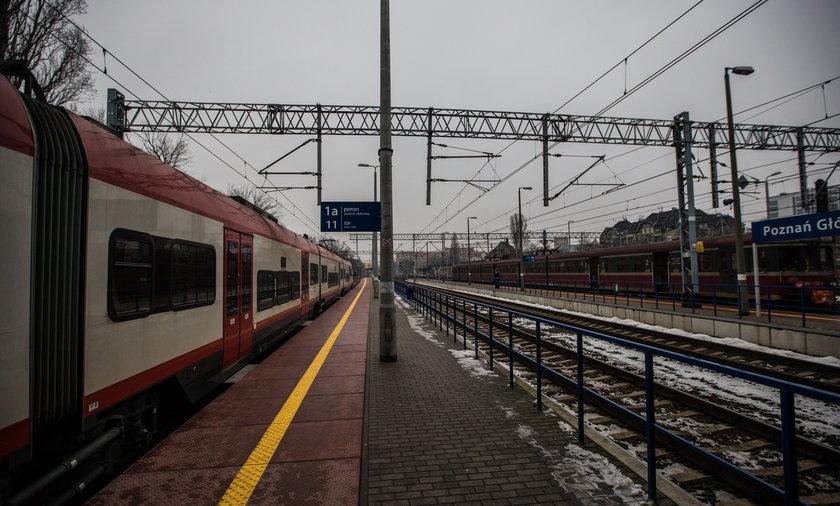 Miliony na remont trasy kolejowej Poznań-Inowrocław