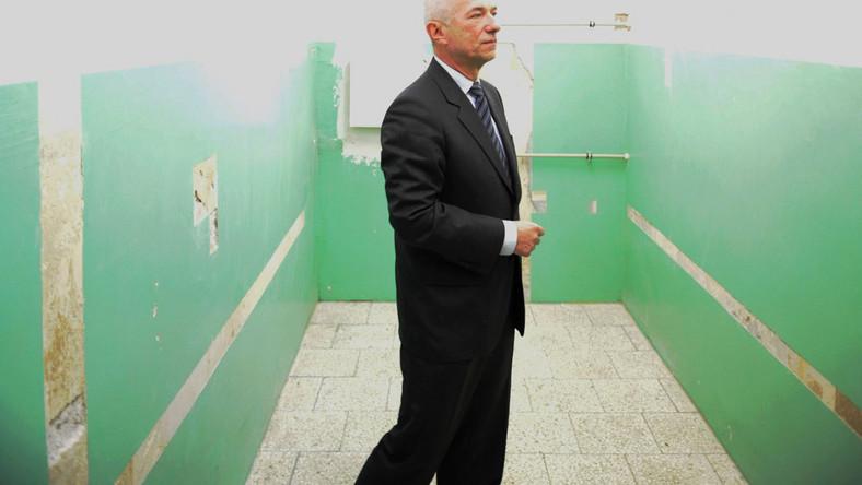 Zbigniew Ćwiąkalski od dawna marzył, by zostać ministrem sprawiedliwości