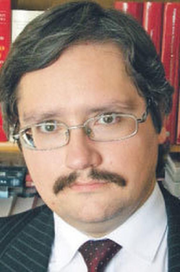 Grzegorz P. Kubalski, prawnik Związku Powiatów Polskich