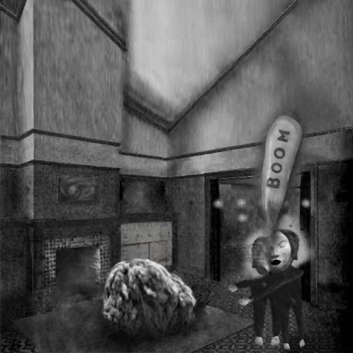 David Lynch / Small Stories: Interior #1